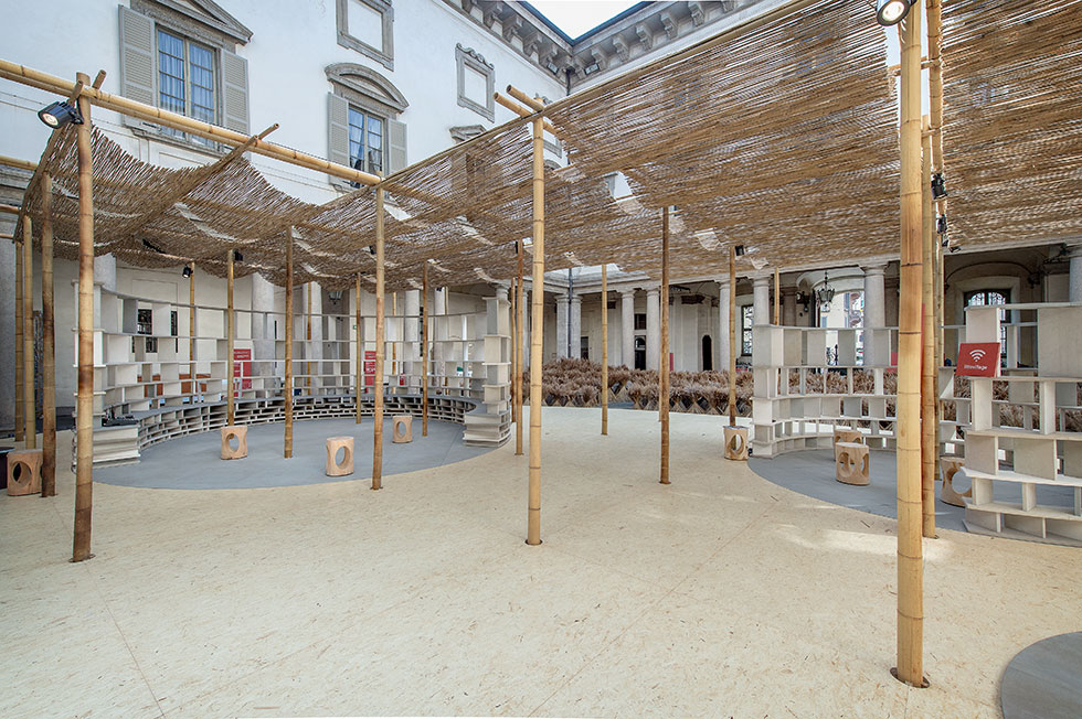 MILANO DESIGN WEEK 2016 A Matter Of Perception: Tradition&Technology
