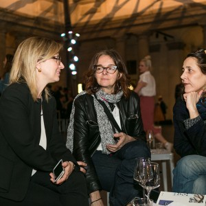 Manerba Guests And Roberta Eusebio - Photo© Fabio Bortot