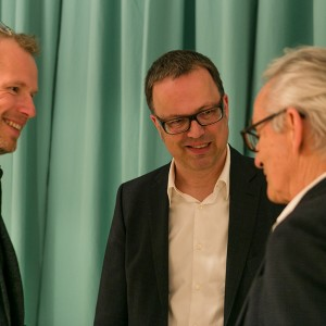 Guest, Remo Rontgen From Nya Nordiska And Valerio Castelli -  Photo© Fabio Bortot