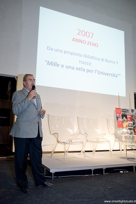 Bologna Water Design 2014 – Sails And Hulls: The 1001VELAcup Experience, Project And Construction, Teaching And Competition